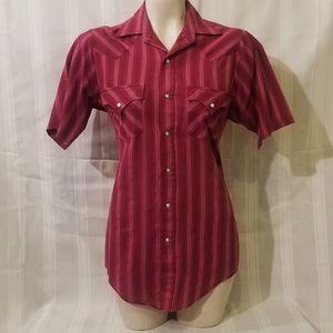 Vintage Pearl Snap Shirt